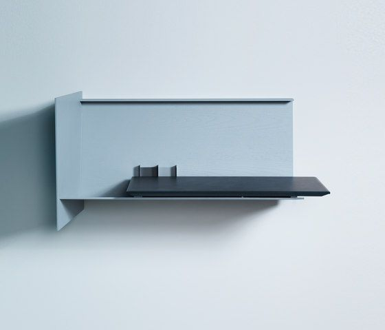 Shelving systems | Storage-Shelving | Desk pad | böwer | Eric. Check it out on Architonic
