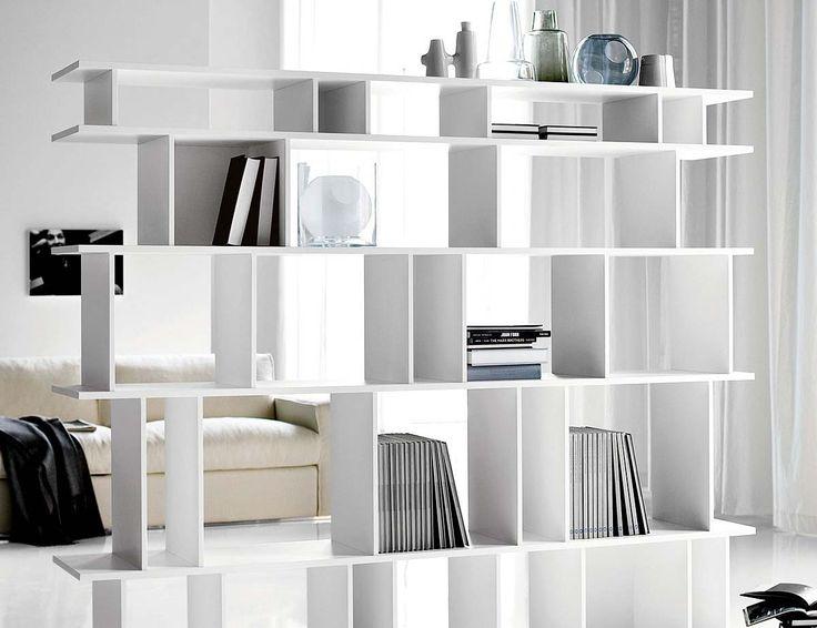 25 geweldige idee n over moderne boekenkast op pinterest - Moderne boekenkast ...