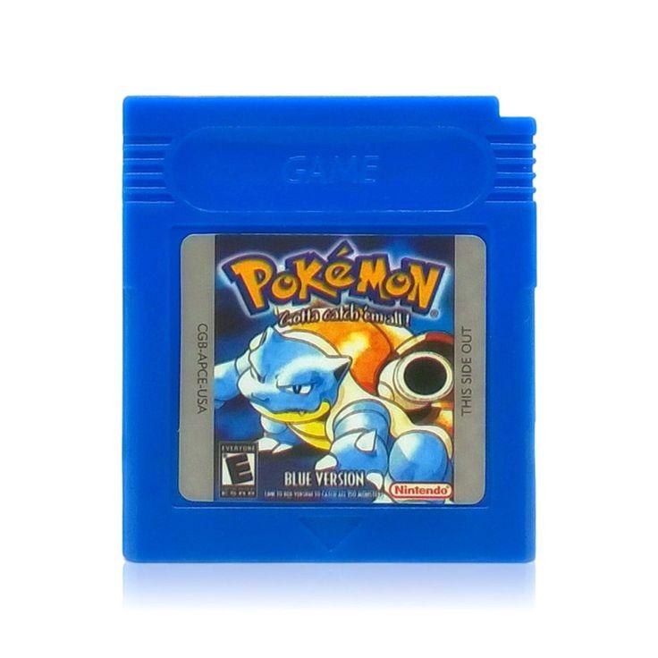Pokémon Blue Version Reproduction