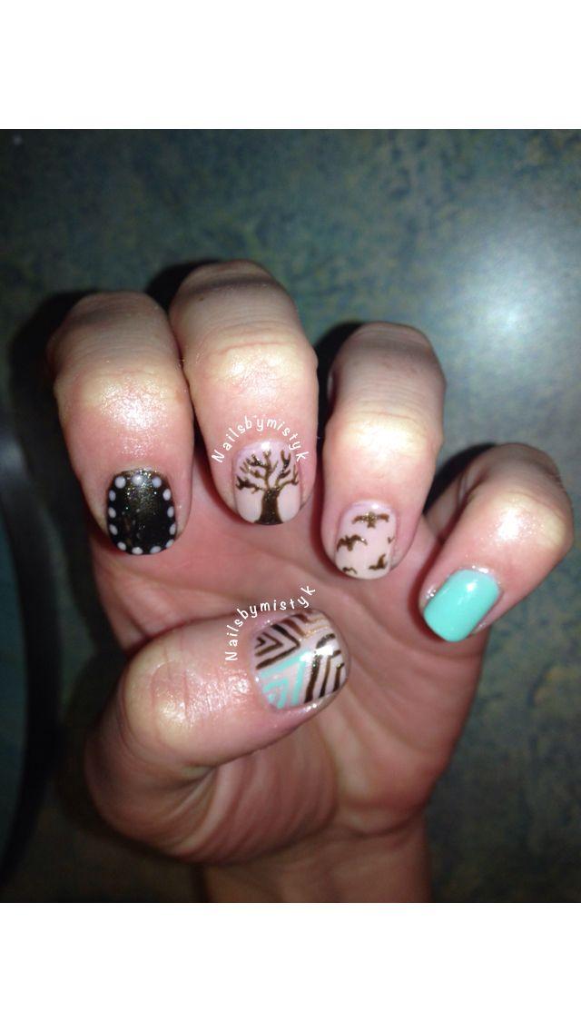 Autumn Nails, Nails Art, Nails Design, Fall Nails, Nails Junkie