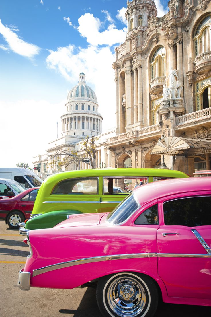 #Cuba is the hottest travel destination of 2017 and the best way to get there is by cruise.
