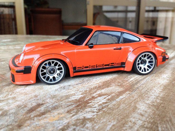 Porsche 934 Kyosho Mini Z 1/27 scale