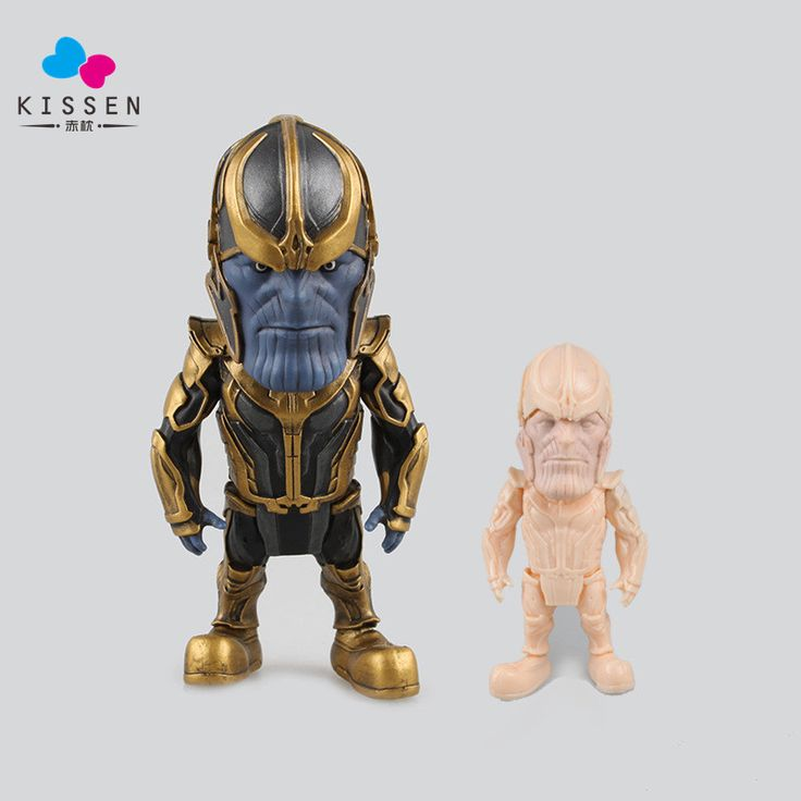 Kissen  Guardians of the Galaxy Q Ver. Thanos Action Figure Thanos Doll PVC ACGN figure Garage Kit Toys Brinquedos 6-10CM //Price: $US $63.23 & FREE Shipping //     #toys
