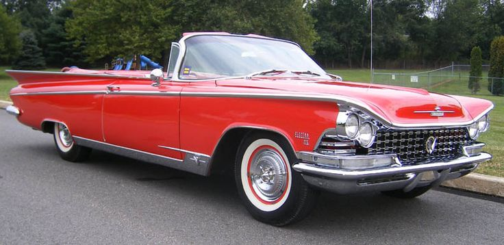 1959 Buick Electra 225 convertible; the Deuce and a Quarter