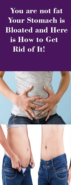 Natural Way To Get Rid Of Bloated Stomach