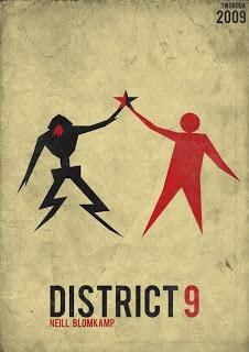 Distrito 9 - Spanish style