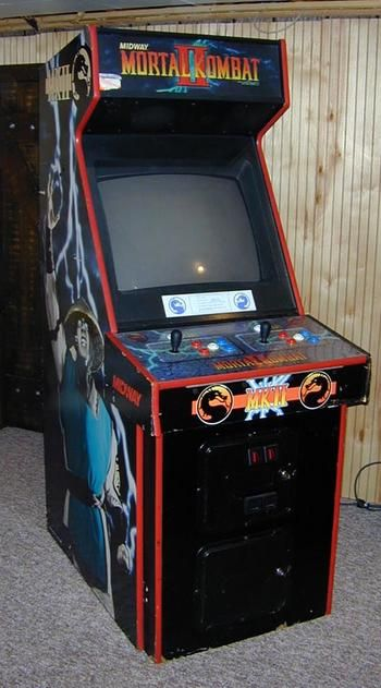 I have this machine in my living room because I am too awesome and my wife loves me!!!