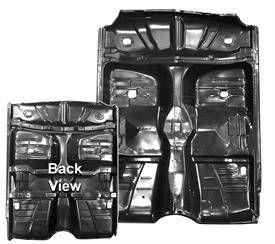 1963 1964 Impala Floor, Trunk, Quarters, Door – auto parts – by owner