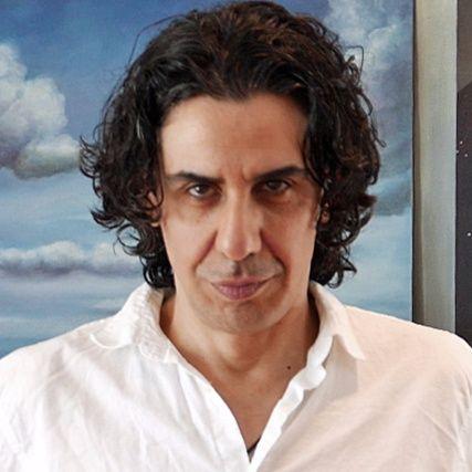 ELIAS KOLIVAS #artist #elias_kolivas