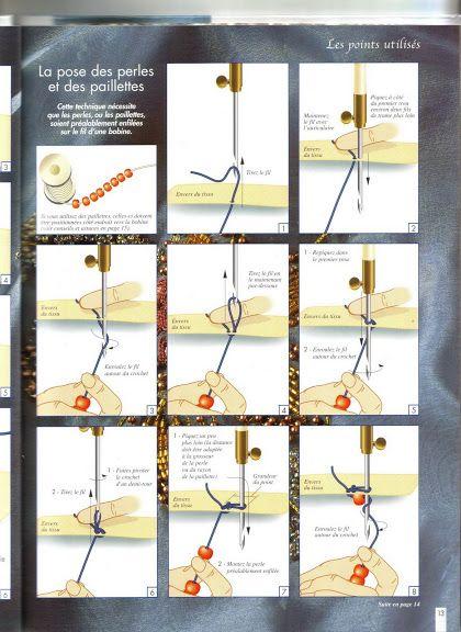 La broderie de Luneville - Line B - Веб-альбомы Picasa