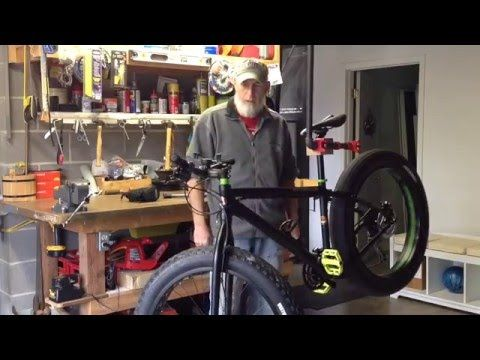 DIY ~ Homemade Superior Bike Maintenance Stand For Any Bike