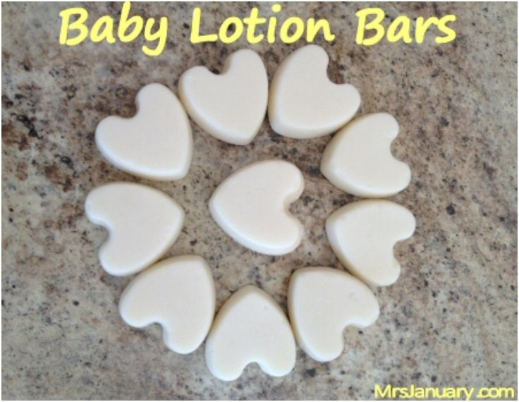 Top 10 DIY Natural Baby Products - Top Inspired