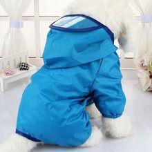 Hondenkleding voor Honden Regenjas Waterdichte Overalls Goederen voor Huisdieren Poncho Regen Paraplu Jassen CW023(China (Mainland))