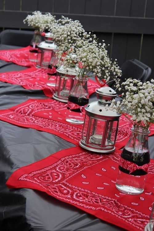 1000+ ideas about Western Party Centerpieces on Pinterest | Western Parties, Western Theme and Western Party Decorations