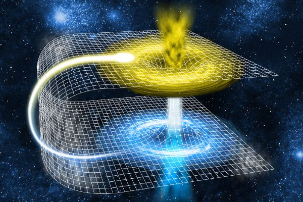 Simulation Shows Time Travel Is Possible - Using photons, scientists have simulated a way that quantum particles could travel through a wormhole back in time.
