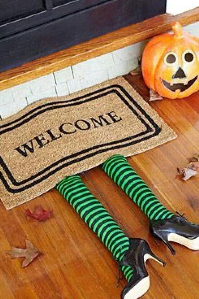 Halloween decor // Bienvenue à la soirée Halloween !