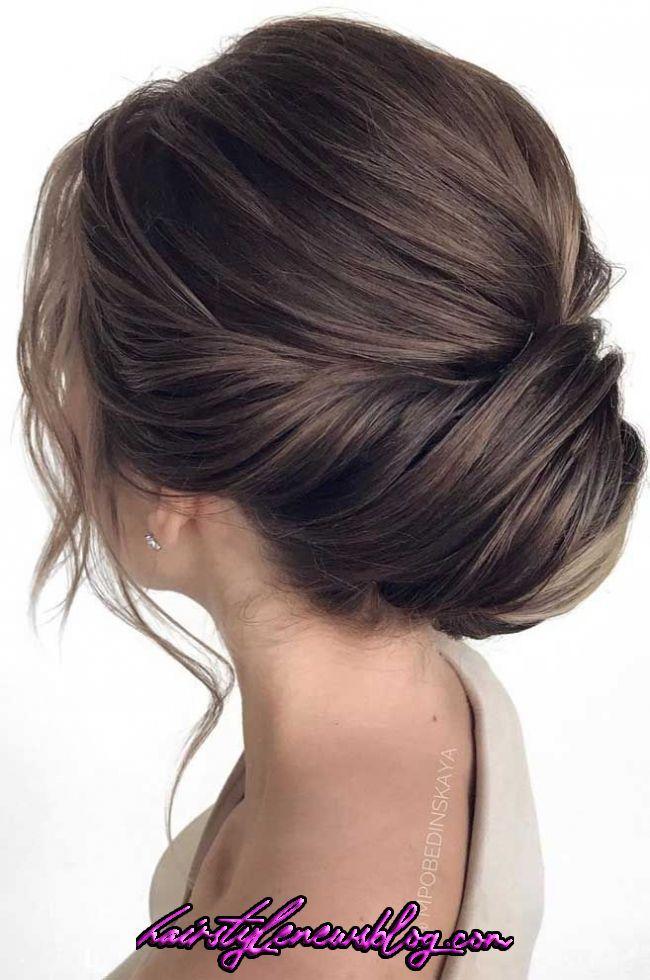 75 Romantic wedding hairstyles   Elegant wedding hair, Hair styles, Winter wedding hair   75 Romantic wedding hairstyles   Elegant wedding hair, Hair styles, Winter wedding hair