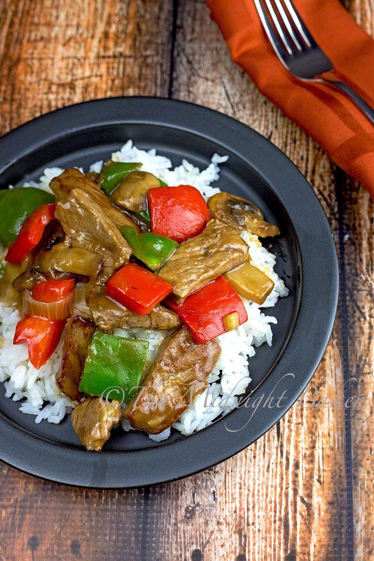 Asian pepper steak recipe-7015