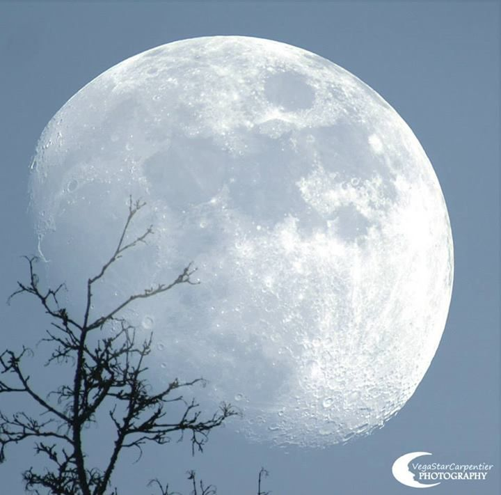 Full moon will fall on Valentine's Day | Astronomy and ...