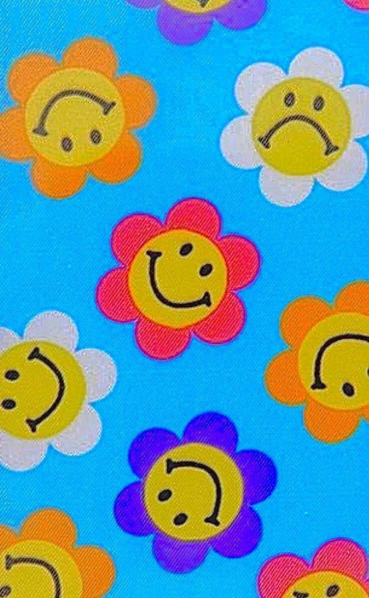 indie kid 🍄🧿🔮⛓🧸 in 2020 Cute patterns wallpaper, Art