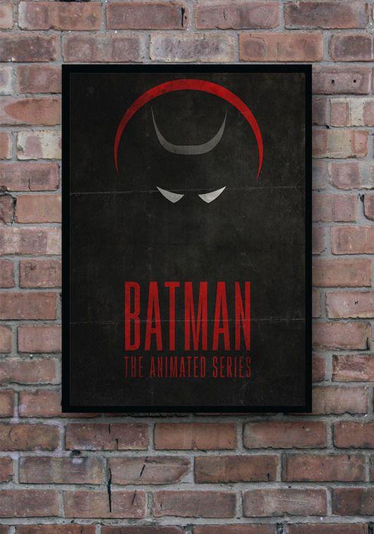 plakaty-Batman - plakat A2
