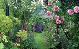 The Dower House Garden, Bridgnorth, Shropshire, Shropshire Attraction