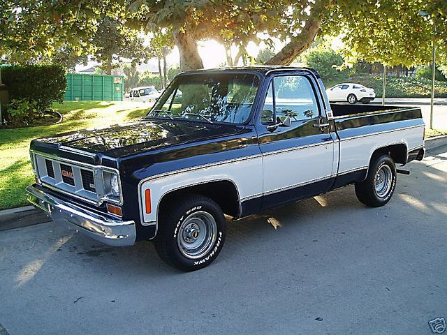 1973 Chevrolet / GMC Pick Up Truck C10 Cheyenne
