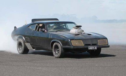 Pursuit Special from Max Max - 1973 Ford Falcon Coupe XB GT