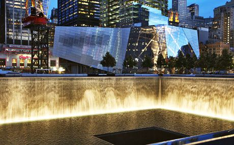 national september 11 memorial & museum at the world trade center / tribute wtc visitor center (120 liberty street)