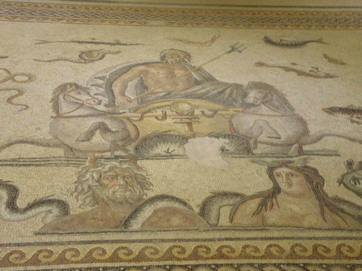 Poseidon Mozaiği