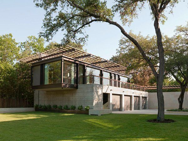 Beautiful House and Modern Architecture: Tarrytown House