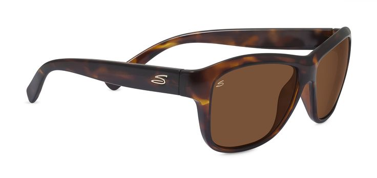 Serengeti Sunglasses Gabriella Shiny Dark Tortoise. Polarized Drivers. Nylon Frame and Hidden Spring Hinges. Photochromic, Polarized Glass Lenses. Medium Universal Fit. Shiny Dark Tortoise Frames.