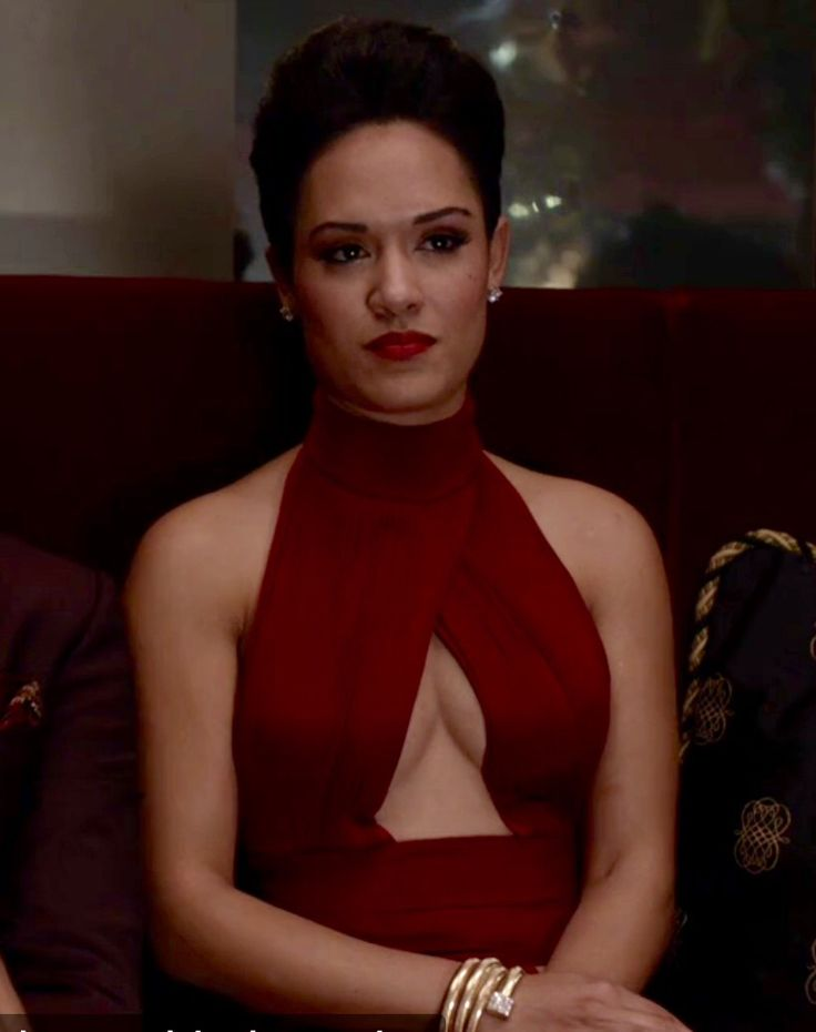 HOT DAMN!!!!! | Grace Gealey as Anika Gibbons on Fox ...