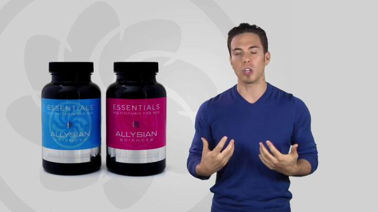 Allysian Sciences Essentials https://vimeo.com/127554670