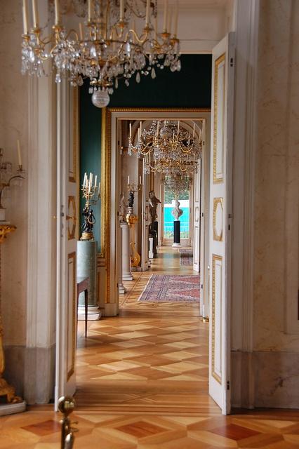 Royal Baths Palace, Warszawa