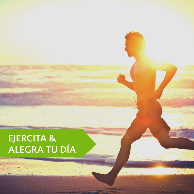 #Importante: Para hacer #ejercicio debes saber respirar profundo y a sincronía, además de comer mucha #fruta (antioxidantes).