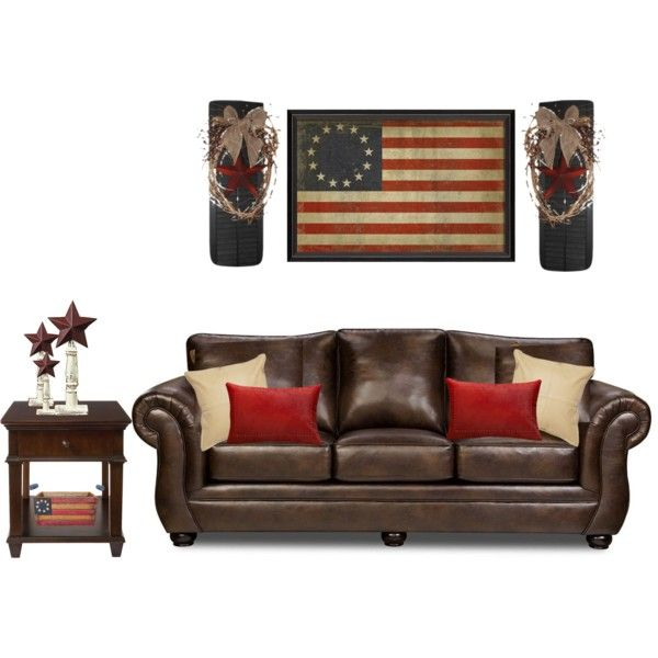 """""""Living Room Ideas. large sofa wall"""" by trinity-holiness-girl on Polyvore"""