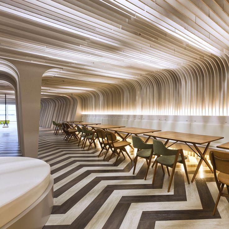 SS-BU-Lounge-19Floors Pattern, Supermachin Studios, Bu Lounges, Interiors Architecture, Architecture Interiors, Hotels Interiors, Interiors Design, Bedrooms Interiors, Design Home