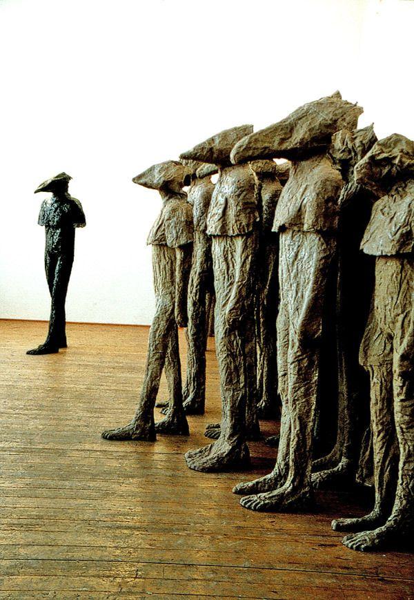 Magdalena Abakanowicz: Coexistence : 2002