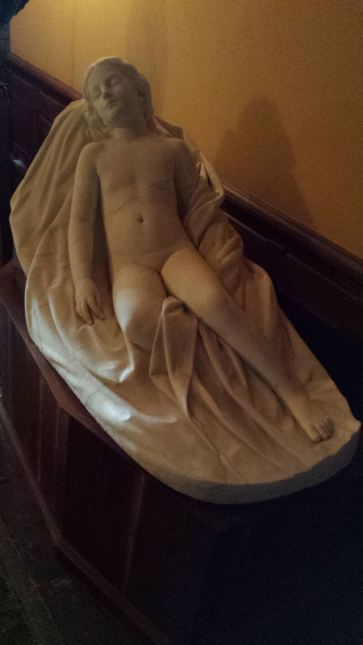 Sleep (collection) Erastus Dow Palmer, c. 1858 Marble