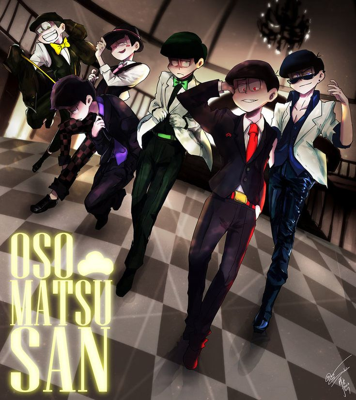 Mr.Matsu by Goditsuka