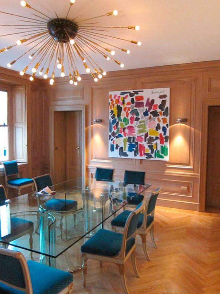Apartament in Milan - A question of style - Dotti Interior Decoration