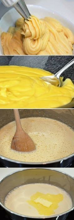 CÓMO HACER CREMA PASTELERA, si la Compartes todos los trucos para que te salga perfecta! #crema #pastelera #comohacer #receta #recipe #casero #torta #tartas #pastel #nestlecocina #bizcocho #bizcochuelo #tasty #cocina #chocolate #pan #panes Si te gusta dinos HOLA y dale a Me Gusta MIREN …