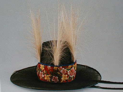 shaman hat (korea)