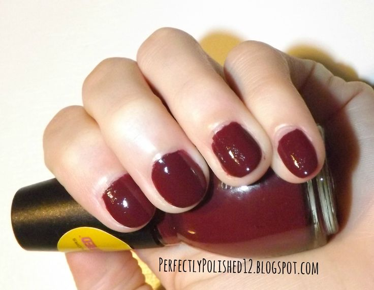 """PerfectlyPolished12: Sinful Color's """"Race Rubber"""""""