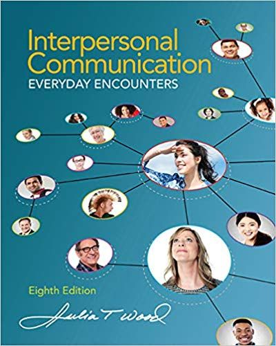Interpersonal Communication Everyday Encounters Pdf