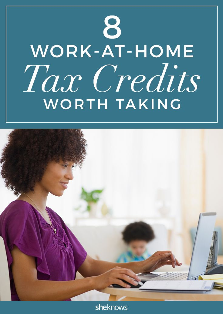 8 Tax Benefits All Work At Home Moms Should Know About
