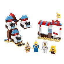 LEGO SpongeBob SquarePants Glove World (3816)