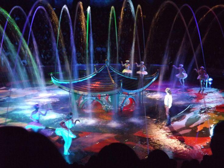 The House Of Dancing Water at The City Of Dreams #Macau  Image: Sadhvi Rampersad