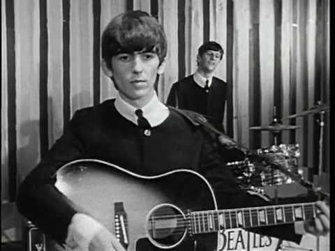 George Harrison -While My Guitar Gently Weeps- Beatles